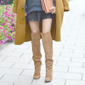 Khadijah Thigh High Boots just fab Size 6.5